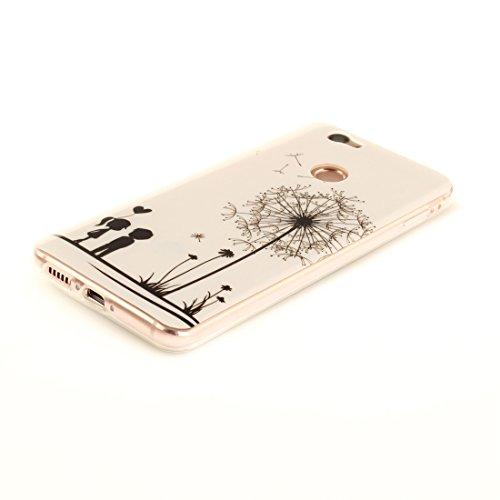 De Hozor Silicone Slim Couverture Scratch Nova Motif Dandelion Souple Huawei Arrière Cas TPU Téléphone Cas De Transparent Fit Antichoc En Bord Peint Protection Résistant rr8xHqwfP