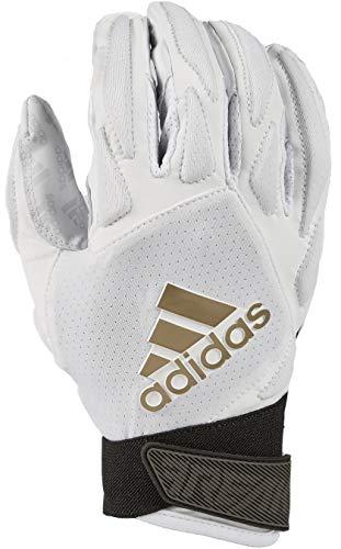 adidas Freak 4.0 Padded Receiver's Football Gloves Black Medium