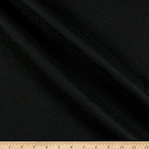 Top 8 best black fleece fabric by the yard: Which is the best one in 2019?