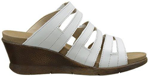 Romika Nevis 04 - Mules Mujer Blanco (Weiss)