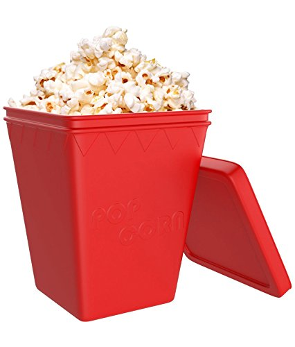 iCooker Microwave Popcorn Popper Calories