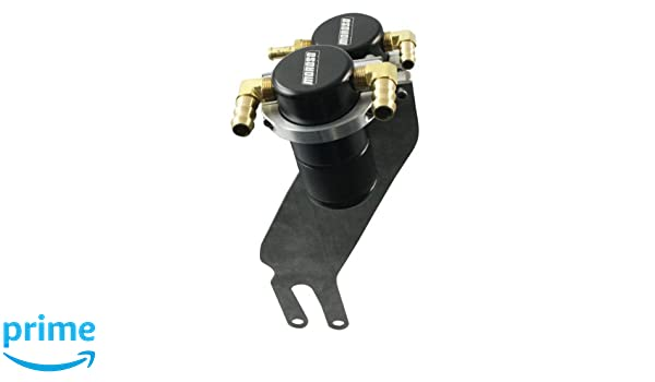 Moroso 85637 Air and Oil Separator for Lotus Elise//Exige
