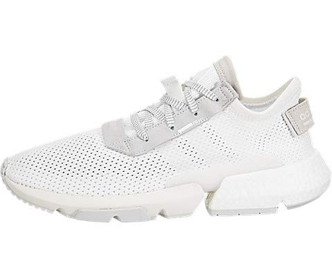 big sale 70e56 268be Galleon - Adidas Men's POD-S3.1 Cloud White/Grey B28089 (Size: 10.5)