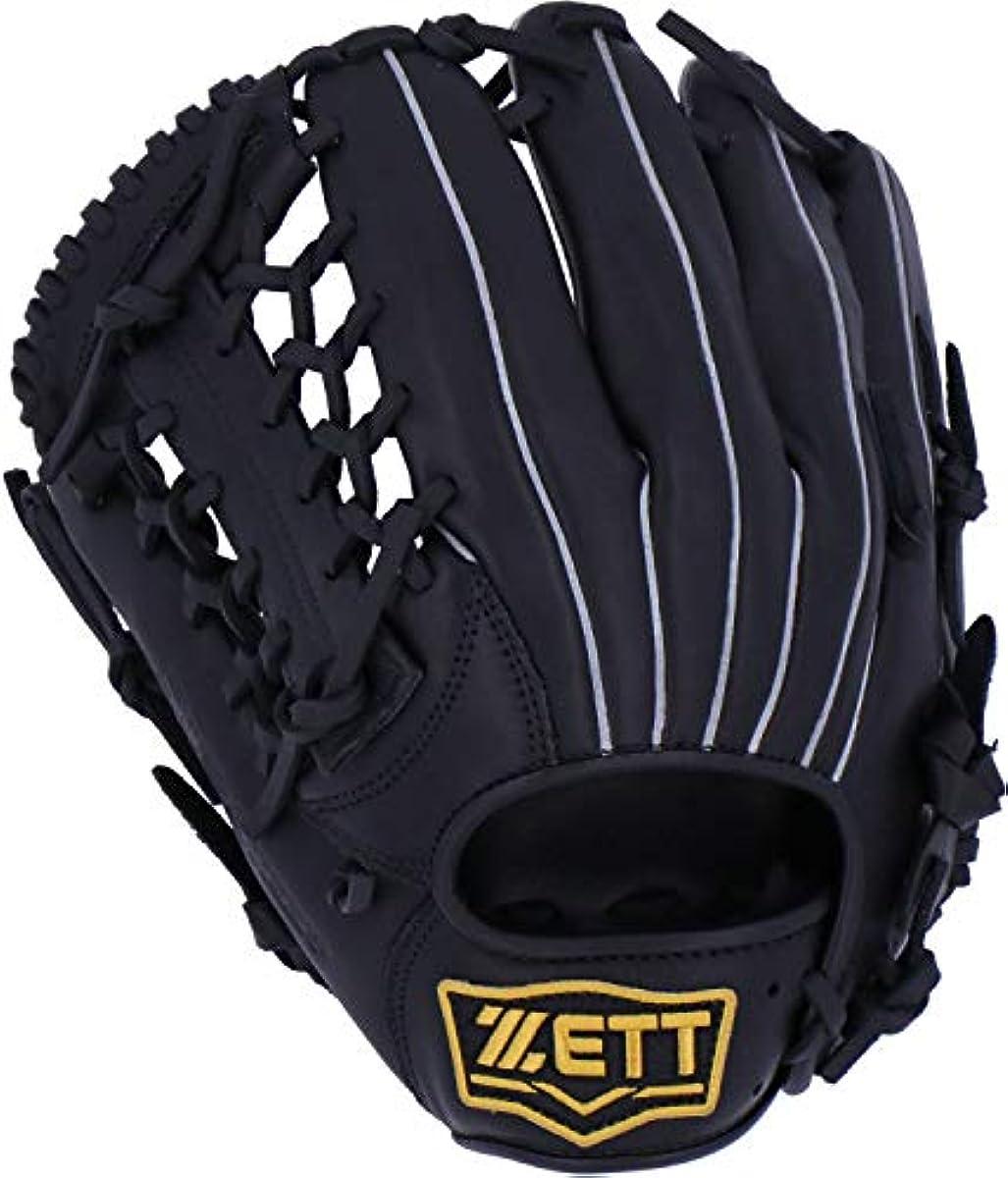 [해외] ZETT제트 연식 야구 소프트 steer 글러브 글러브 신연식 볼 대응 올라운드용 BRGB35930