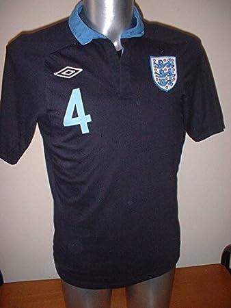Inglaterra Steven GERRARD camisa camiseta Virgin mediano adulto ...