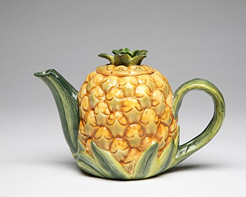 Cosmos Gifts 10334 Pineapple Teapot