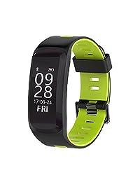 Smart Watch Heart Rate Monitor - Hathcack Ai01 Waterproof Bluetooth Heart Rate Blood Pressure Blood Oxygen Monitoring smart band Fitness Tracker Sports Bracelet