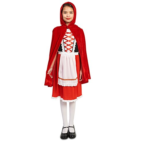 Red Riding Hood Classic Child Costume S (4-6) ()