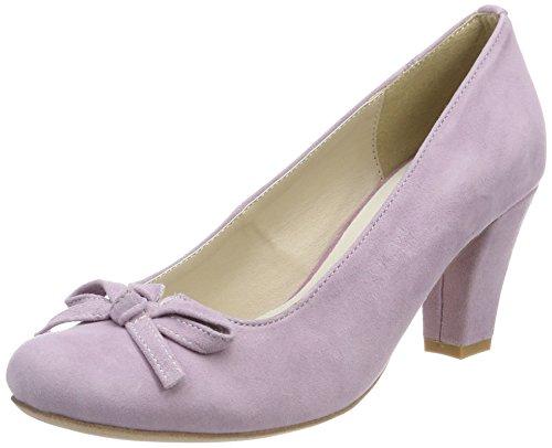Bout Femme Hirschkogel Flieder Escarpins 020 Violet Fermé 3005701 4qxZwEU