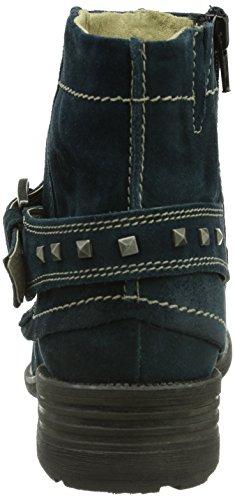 Josef Seibel Schuhfabrik GmbH Sandra 16 - Botas de cuero para mujer azul - Blau (aqua 923)