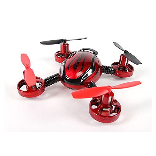 Aerocraft Mini Quadcopter with Micro Camera and Lights (Mode 2) (Ready to Fly) B00VL73QRA