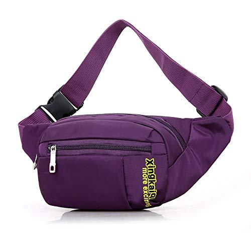 Main Dos Sport Sac Bandoulière L'épaule violet Pour Sacs À Homme De Mode pq8pzH5w