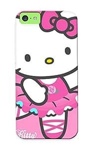 [aEdfkK-5370-FPSnF] - New Hello Kitty Merchandise Cat Kitty Ite Protective Iphone 5c Classic Hardshell Case