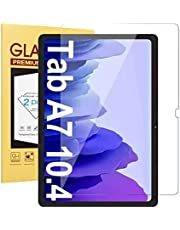 """Película De Vidro Temperado 9H Para Tablet Samsung Galaxy Tab A7 10.4"""" (2020) SM- T500 / T505 / T507"""