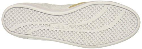 PUMA Women's Match Lo Classic WN Sneaker Puma White-safari discount prices EA7aq3v4