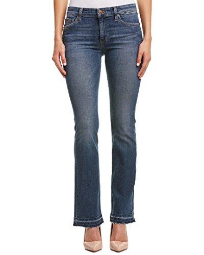 Joe's Jeans Womens JoeS Jeans Petite Callen Bootcut, 27, Blue (Petite Designer Jeans)