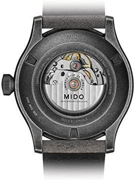 Mido Multifort Orologio da uomo, automatico con riserva di carica di 80 ore, impermeabilità 10 bar