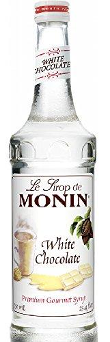 Monin White Chocolate Syrup, 750 Ml