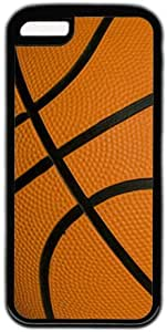Basketball Skin Pattern Theme Iphone 5C Case