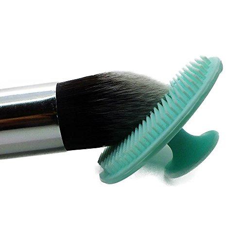 how to clean an aqua brush