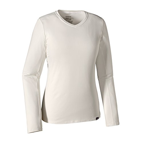 Patagonia - Camiseta de manga larga - para hombre blanco