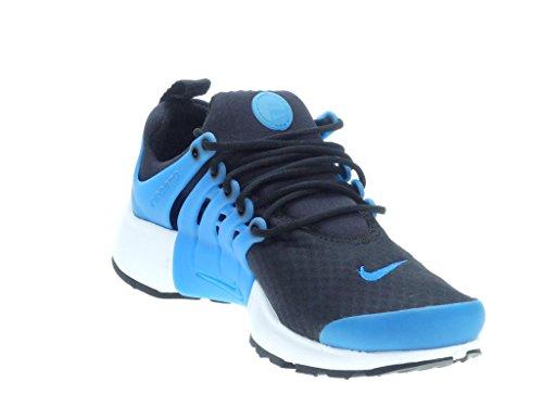 Nike Hommes 848187-005 Chaussures De Course Piste, Noir, 45 Eu Noir / Bleu