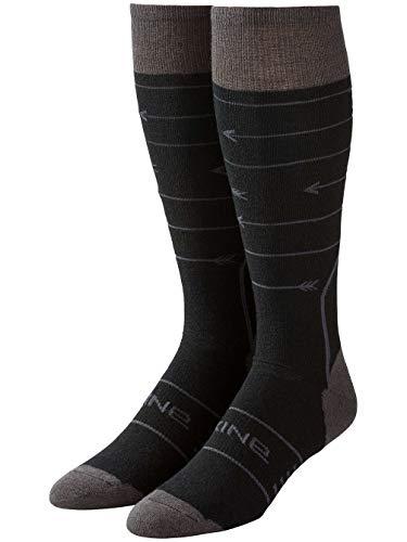 Socks Dakine Mens - DAKINE Men's Thinline Sock (M/L - Black)