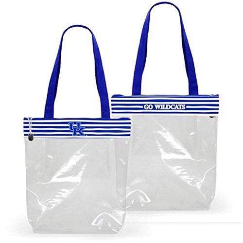Desden Kentucky Wildcats Clear Gameday Stadium Tote Bag