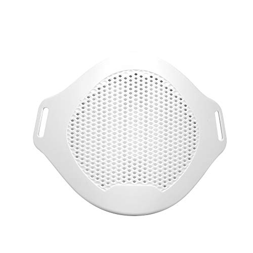 Decdeal 5pcs Replaceable Filter Elements Screens for AF9 Silicone Respirator Disposable Filter PM2.5 Anti Haze Cover Filter Dustproof