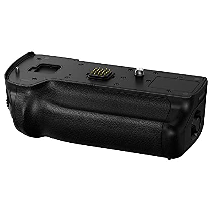 Image of Panasonic DMW-BGGH5E Battery Grip - Black Camera Batteries