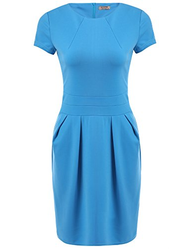 ACEVOG Womens Official Business Bodycon