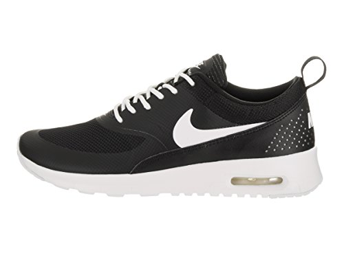 Nike Air Max Thea (GS) Sneaker Turnschuhe Schuhe für Mädchen Schwarz (Black/White)