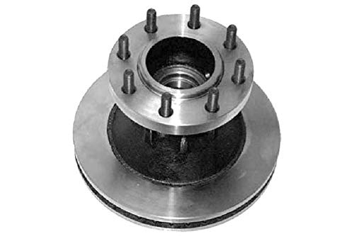 Bendix Premium Drum and Rotor PRT1862 Metallic Brake Rotor
