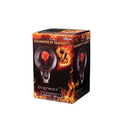 "The Hunger Games Movie Light Bulb ""District 12"": Toys & Games"