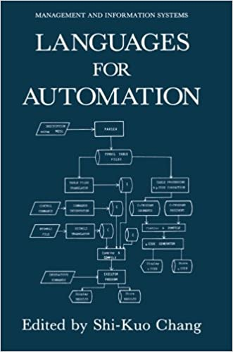 Languages for Automation (Management and Information