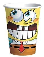 Spongebob Classic 9 oz. Paper Cups (8 Count)
