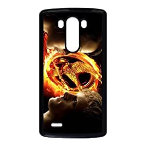 LG G3 Black The Hunger Games phone cases&Holiday Gift