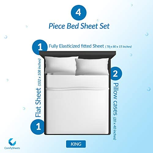 ACTIL *GENUINE* First Line HOTEL QUALITY Sheet Sets *all sizes available 2 SETS