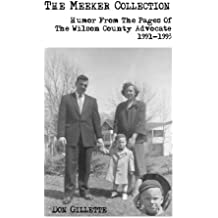 The Meeker Collection: Political Funnies from the Wilson County Advocate 1991-1993