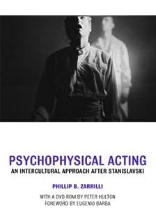 PSYCHOPHYSICAL ACTING PDF DOWNLOAD