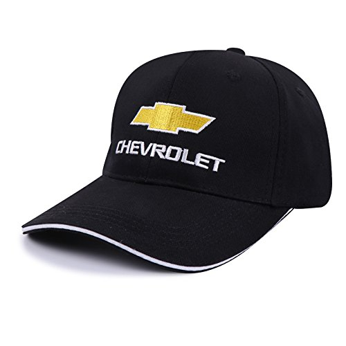 - ffomo Bearfire Motor Hat F1 Formula Racing Baseball Hat for Chevrolet Accessory