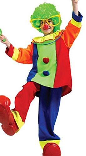 [Child Little Bozo Clown Costume - Child Large] (Bozo Clown Costumes)