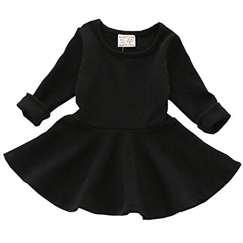 3t black long sleeve dress shirt - 2