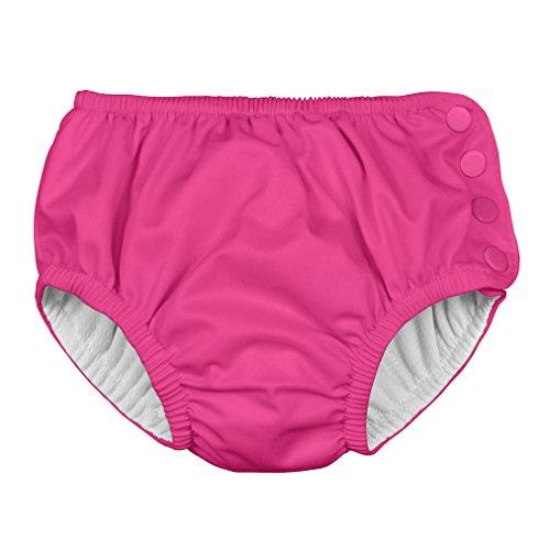 Protezione Uni Pannolino E Uv Pink Ragazza Iplay Bottoni Badewindel Con zaawYf