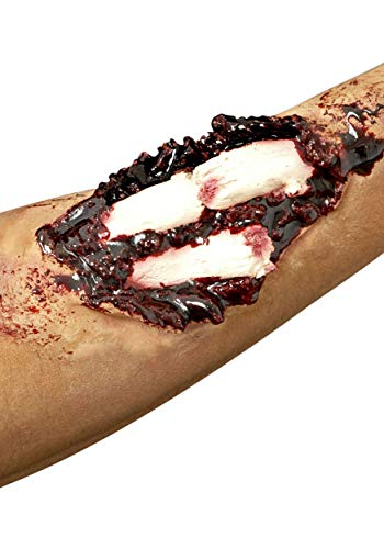 Woochie Classic Latex Appliances - Professional Quality Halloween Costume Makeup - Compound Fracture ()