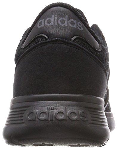 adidas Lite Racer, Zapatillas de Gimnasia Unisex Adulto Negro (Negbas / Negbas / Gricin 000)