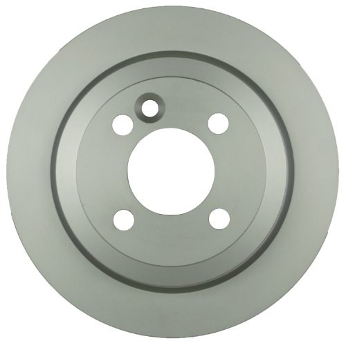 Bosch 15010110 QuietCast Premium Disc Brake Rotor, Rear