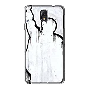 Durable Hard Phone Covers For Samsung Galaxy Note3 (KQK5836TREF) Support Personal Customs Vivid Machine Head Band Pattern