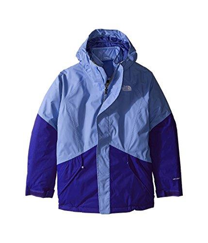 - The North Face girls KIRA TRICLIMATE JACKET NF0A2TMAV5Q_XL - GRAPEMIST BLUE