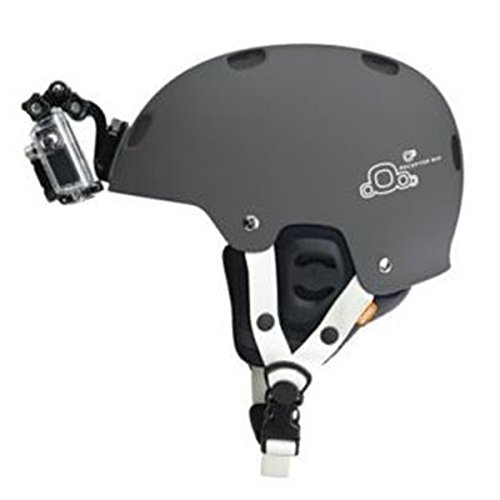 TOOGOO 9 in 1 Helmet Front Side Quick Clip Mount Kit GoPro Hero 6 5 4 3 2 Session by TOOGOO (Image #4)